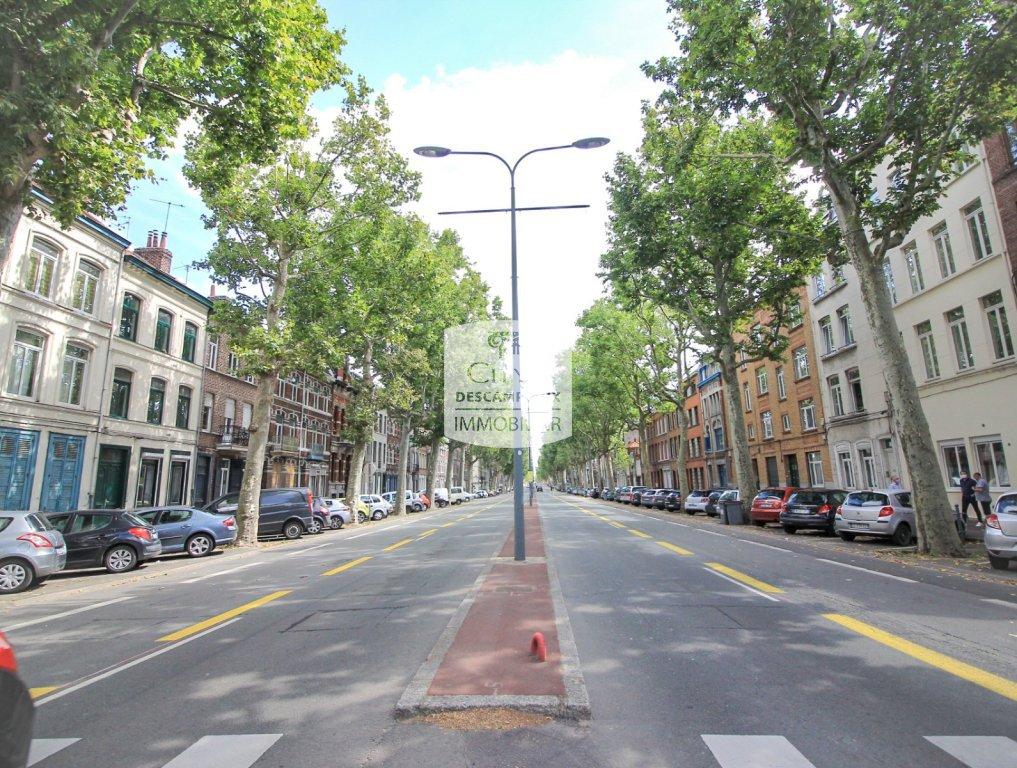 IMMEUBLE DE RAPPORT - LILLE WAZEMMES - 250 m2 - VENDU