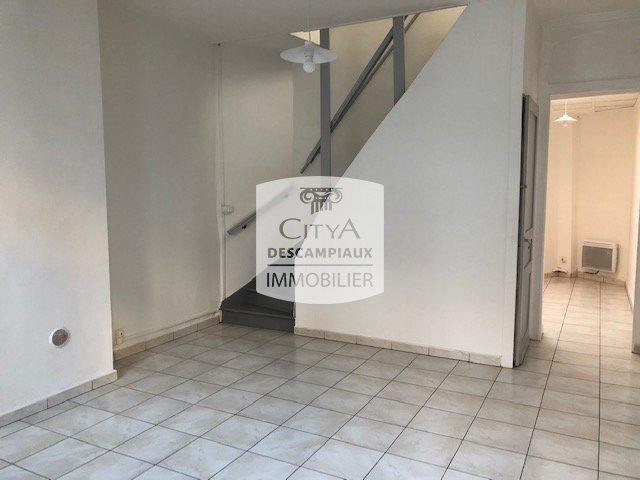 MAISON A LOUER - LOOS - 70,81 m2 - 690 € charges comprises par mois