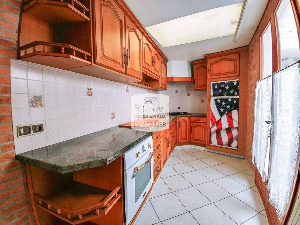 MAISON A VENDRE - HOUPLINES - 86 m2 - 113500 €