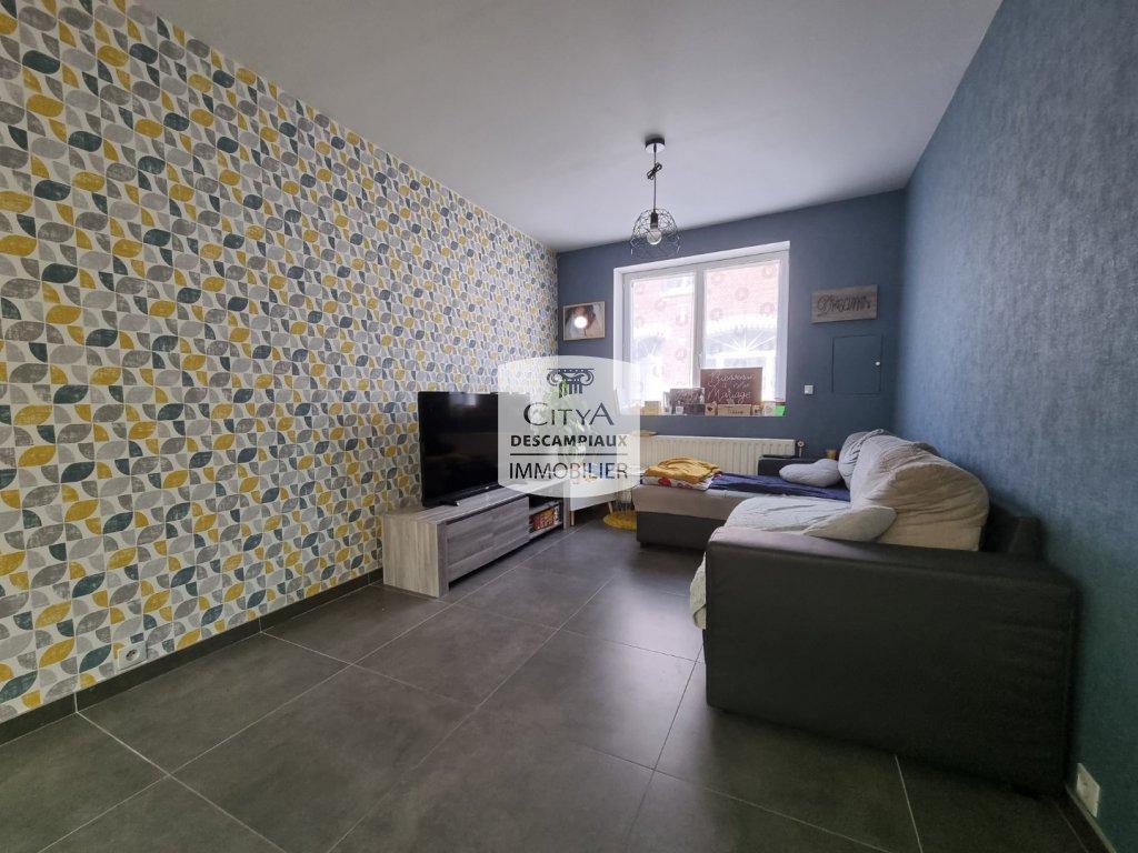 MAISON A VENDRE - HOUPLINES - 102 m2 - 189500 €
