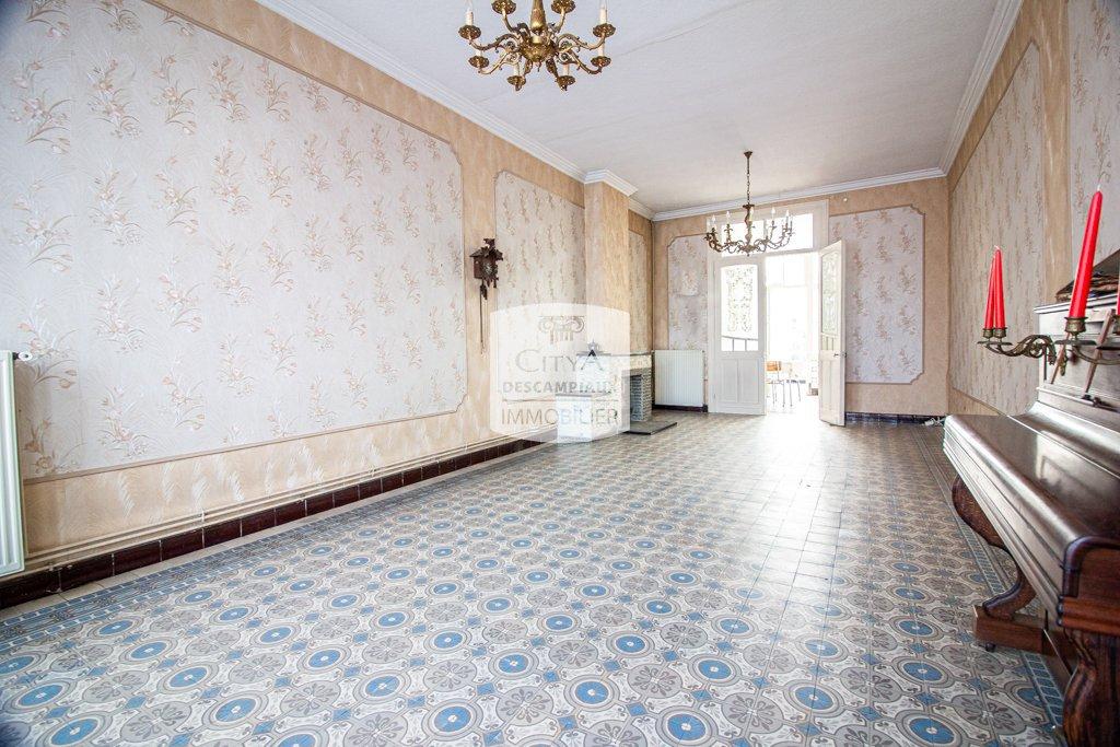 MAISON - HOUPLINES - 75 m2 - VENDU