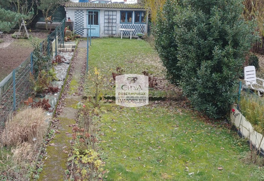 Maison 3 chambres jardin garage - LAMBERSART BOURG - 90 m2 - VENDU