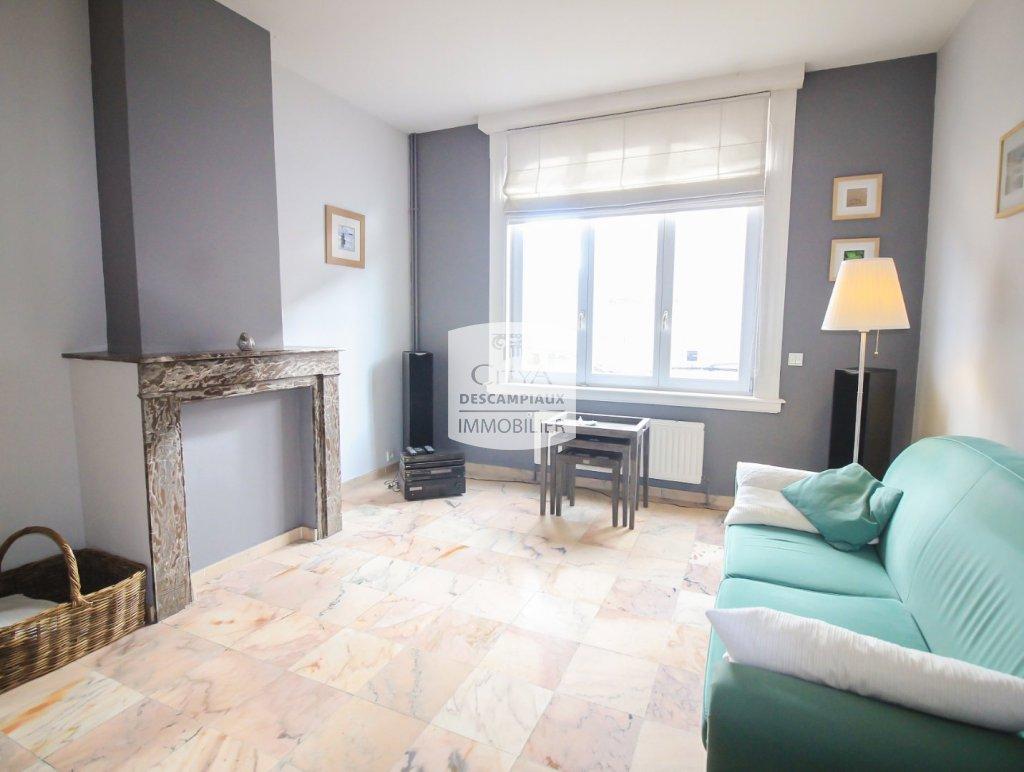 MAISON A VENDRE - LAMBERSART - 128 m2 - 399000 €