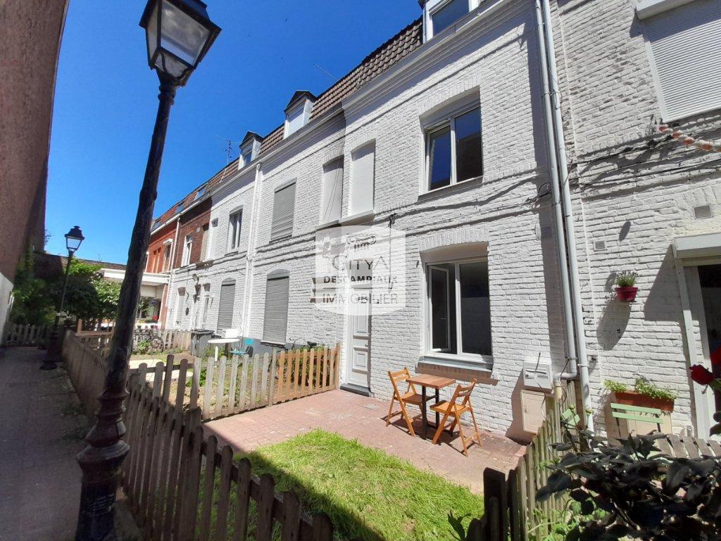 MAISON A VENDRE - LILLE VAUBAN - 45 m2 - 200000 €