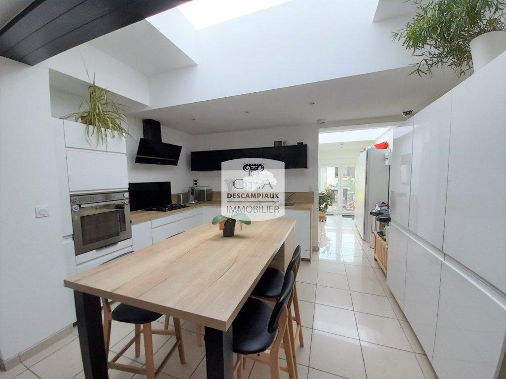 MAISON A VENDRE - LOMME - 104 m2 - 270000 €
