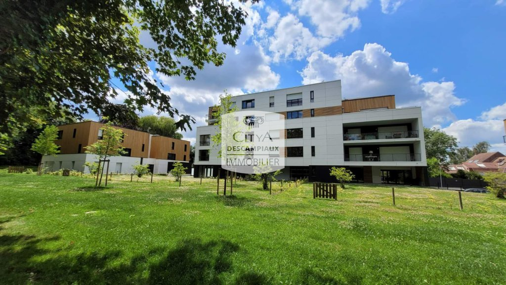 APPARTEMENT T3 NEUF A VENDRE - PROGRAMME NEUF - LINSELLES