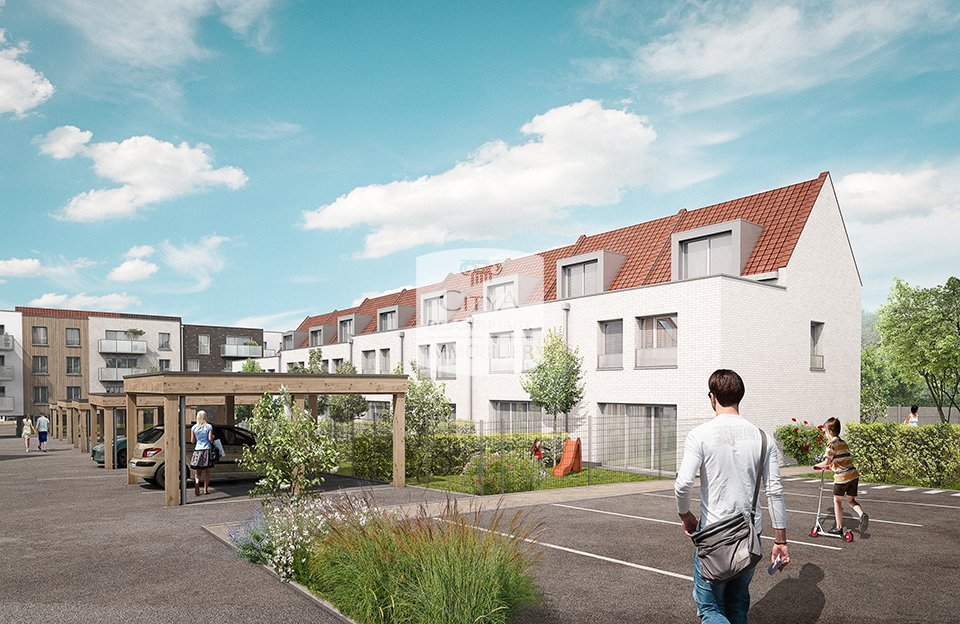 APPARTEMENT T4 NEUF A VENDRE - PROGRAMME NEUF - RONCQ, proche grands axes