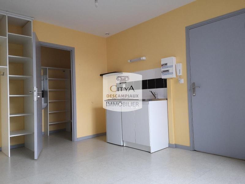 STUDIO - HAUBOURDIN - 20,12 m2 - LOUÉ