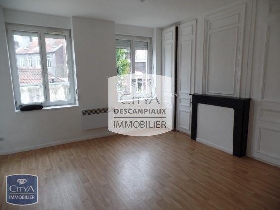 STUDIO A LOUER - LILLE CENTRE GARES EURALILLE - 24 m2 - 555 € charges comprises par mois