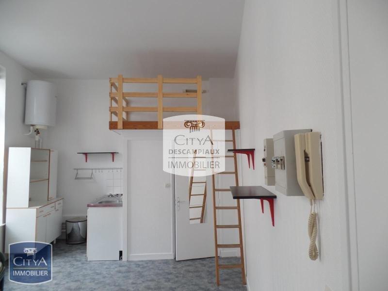 STUDIO - LILLE CENTRE GARES EURALILLE - 20,92 m2 - LOUÉ