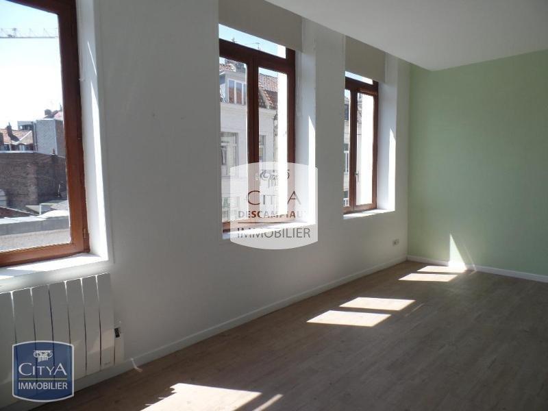 STUDIO - LILLE GAMBETTA - 21,39 m2 - LOUÉ