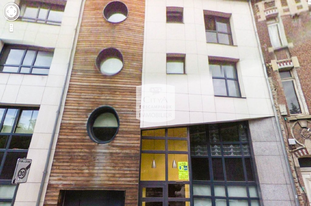 STUDIO - LILLE VAUBAN CATHO - 28,94 m2 - LOUÉ
