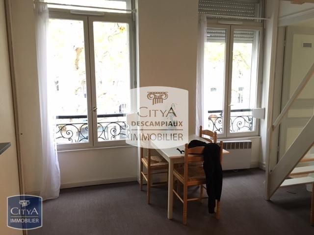 STUDIO A LOUER - LILLE VAUBAN - 29,08 m2 - 550 € charges comprises par mois