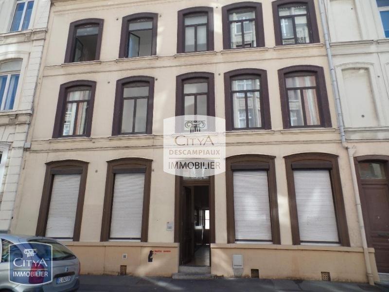 STUDIO - LILLE VAUBAN - 20,09 m2 - LOUÉ