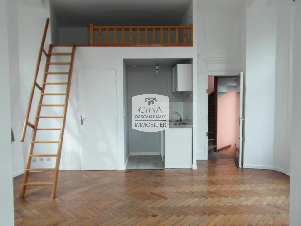 STUDIO - LILLE VIEUX LILLE - 25 m2 - LOUÉ