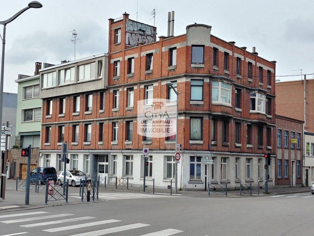 STUDIO - LILLE EURATECHNOLOGIES - 21,5 m2 - VENDU