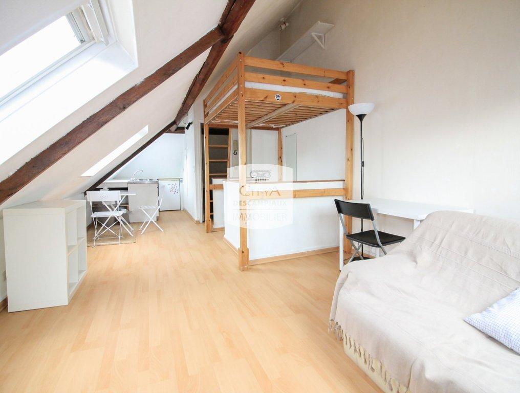 STUDIO A VENDRE - LILLE VAUBAN - 30,85 m2 - 99500 €