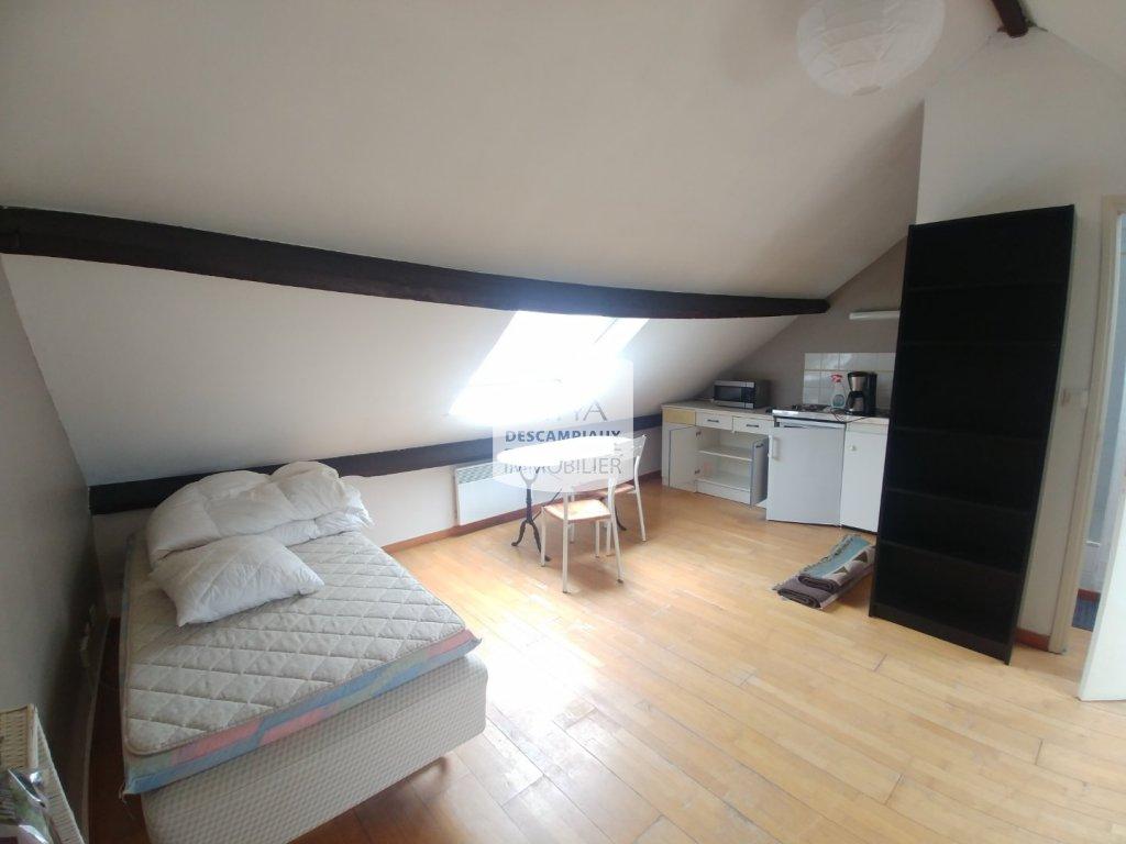 STUDIO - LILLE VAUBAN - 14,23 m2 - VENDU