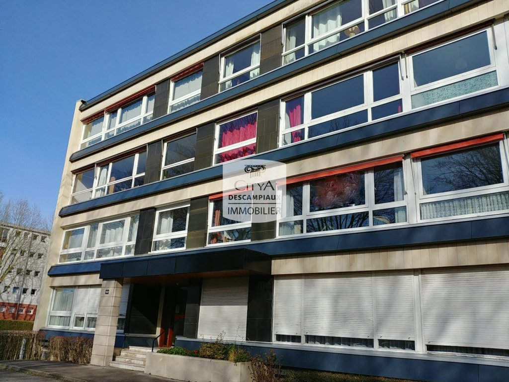 APPARTEMENT T1 - LAMBERSART - 30 m2 - VENDU