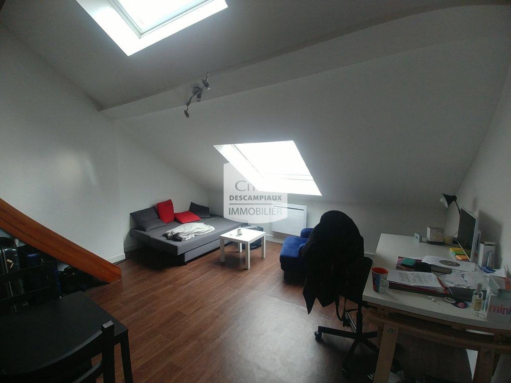APPARTEMENT T1 A VENDRE - LILLE VAUBAN - 39 m2 - 174000 €
