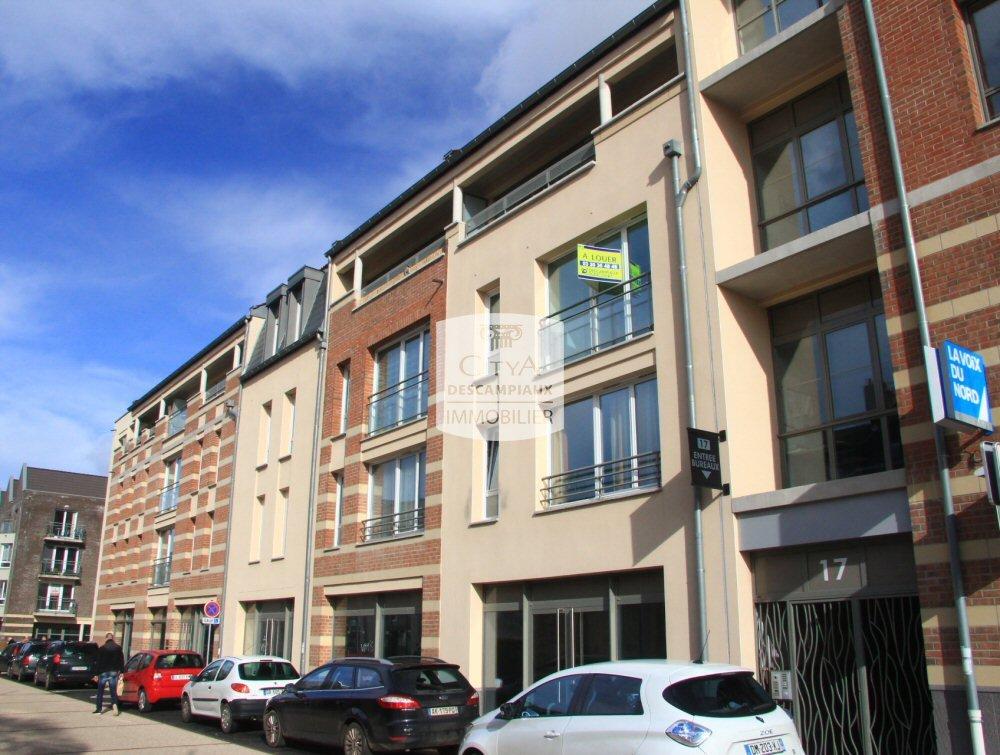 APPARTEMENT T2 - ARMENTIERES - 50,87 m2 - LOUÉ