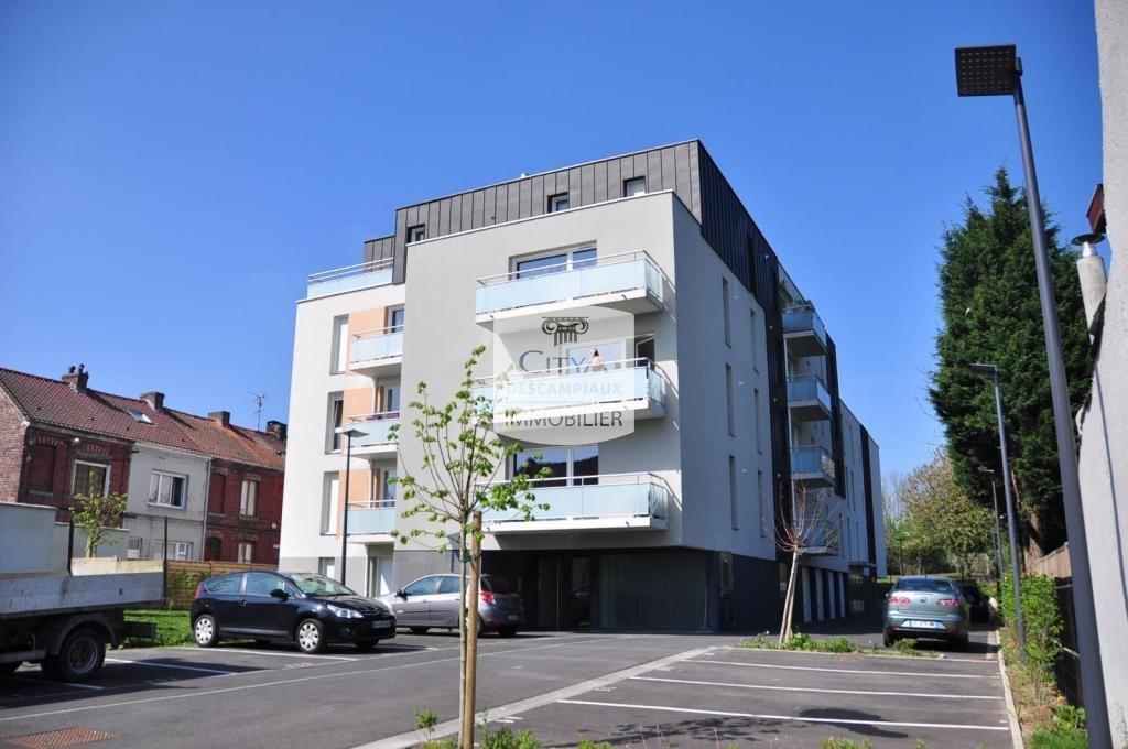 APPARTEMENT T2 A LOUER - CROIX - 50,25 m2 - 608 € charges comprises par mois