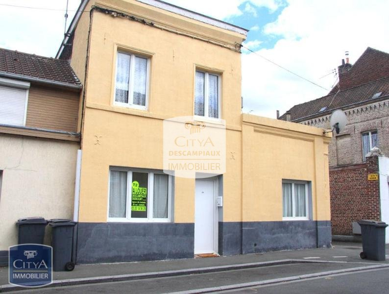 APPARTEMENT T2 - FACHES THUMESNIL - 38,44 m2 - LOUÉ