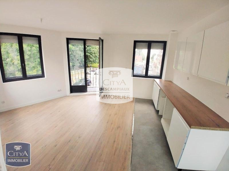 APPARTEMENT T2 A LOUER - HOUPLINES - 34,99 m2 - 495 € charges comprises par mois