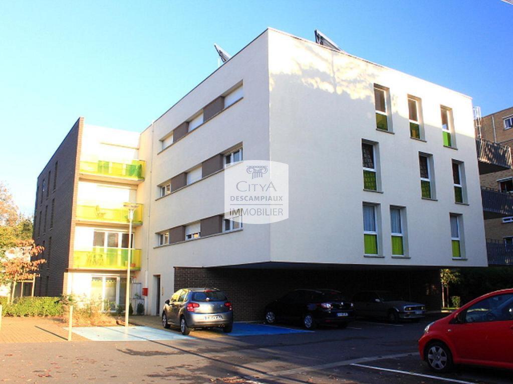 APPARTEMENT T2 - LAMBERSART CANTELEU - 45 m2 - LOUÉ