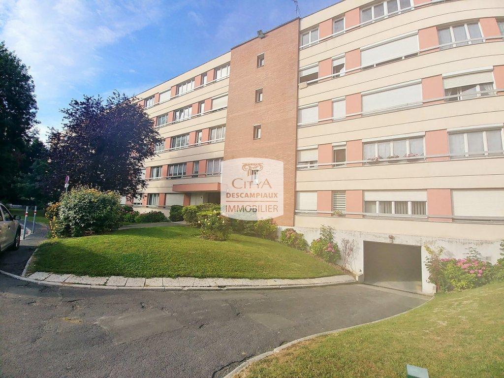 APPARTEMENT T2 A LOUER - LAMBERSART - 50,07 m2 - 595 € charges comprises par mois