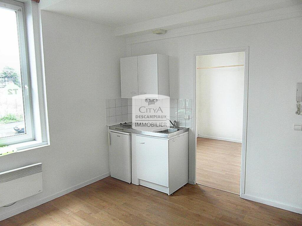 APPARTEMENT T2 A LOUER - LILLE CAULIER - 22,7 m2 - 435 € charges comprises par mois