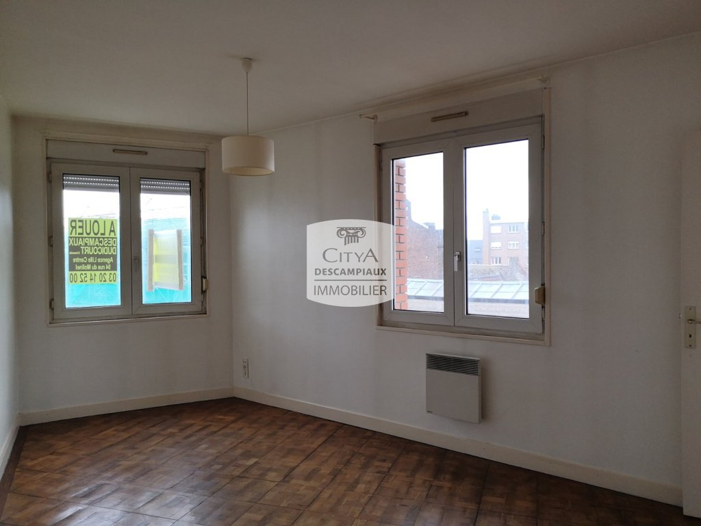 APPARTEMENT T2 - LILLE CENTRE GARES - 32,93 m2 - LOUÉ