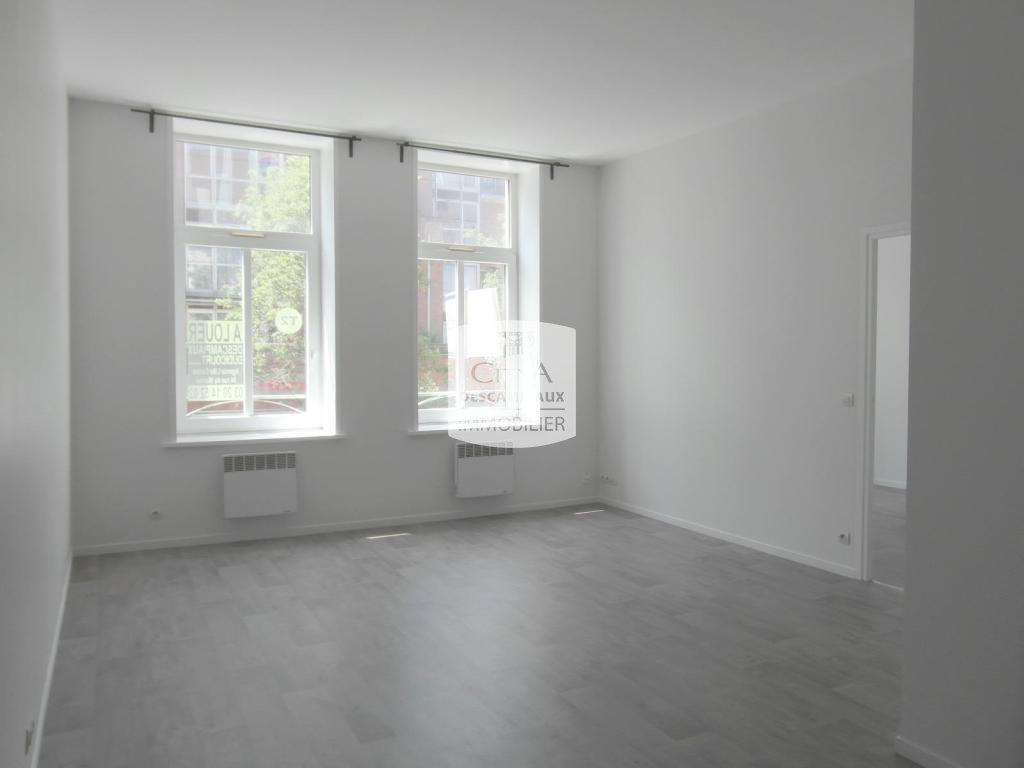 APPARTEMENT T2 - LILLE HYPER CENTRE - 51,31 m2 - LOUÉ