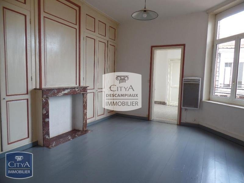 APPARTEMENT T2 A LOUER - LILLE MOULINS - 50,34 m2 - 545 € charges comprises par mois