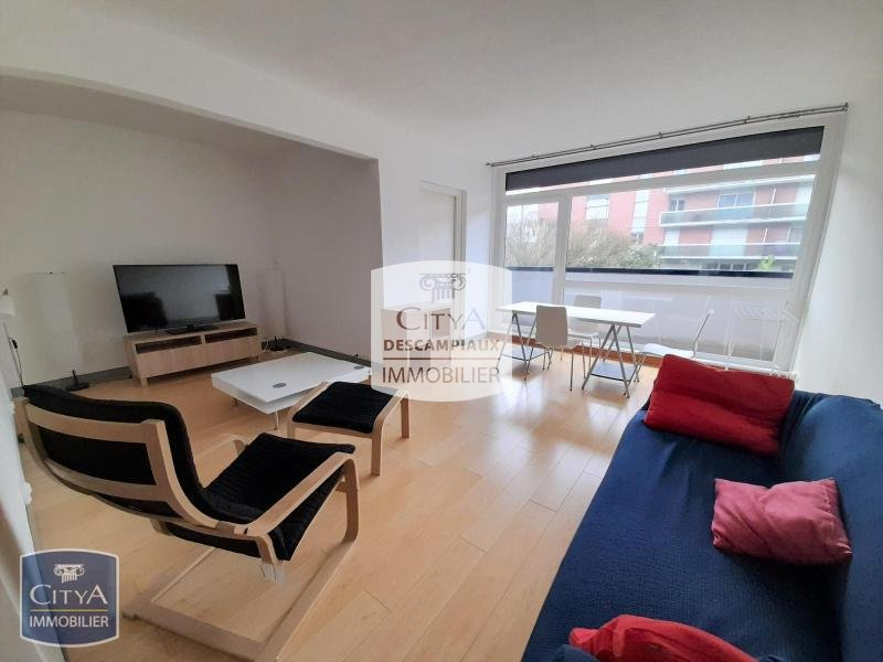 APPARTEMENT T2 A LOUER - LILLE ST MAUR ST MAURICE PELLEVOISIN - 60,05 m2 - 800 € charges comprises par mois