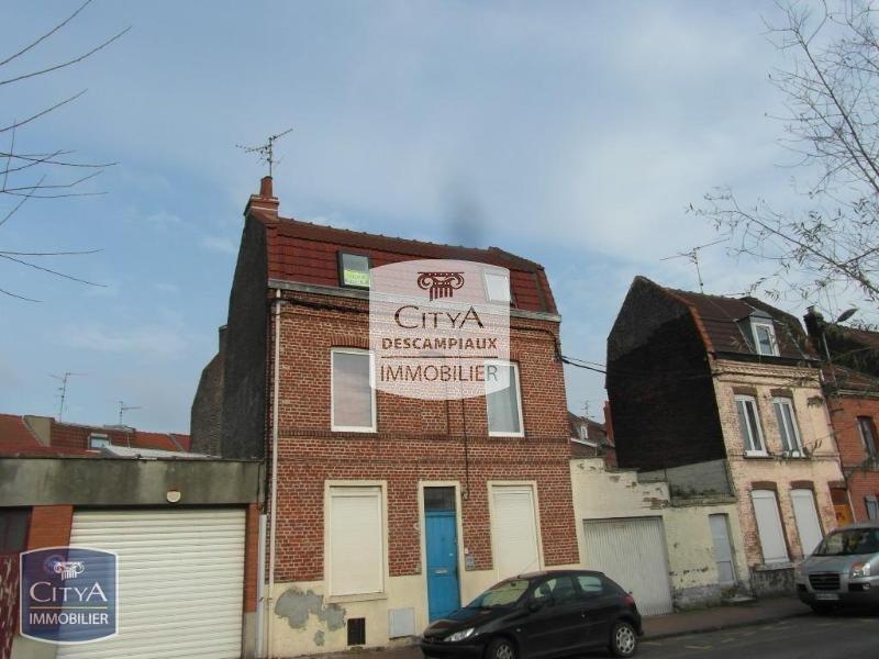 APPARTEMENT T2 A LOUER - LILLE ST MAUR ST MAURICE PELLEVOISIN - 22,71 m2 - 435 € charges comprises par mois