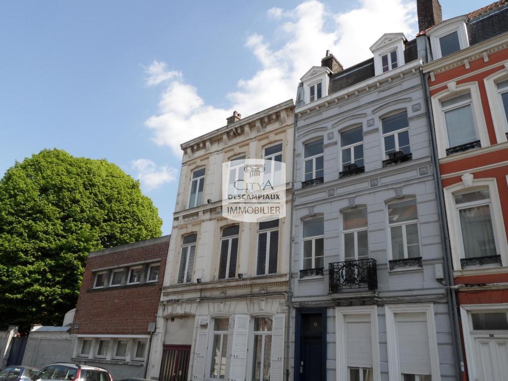 APPARTEMENT T2 A LOUER - LILLE ST MICHEL - 50,15 m2 - 630 € charges comprises par mois