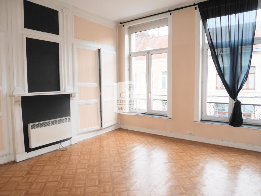APPARTEMENT T2 - LILLE VAUBAN CATHO - 41,06 m2 - LOUÉ