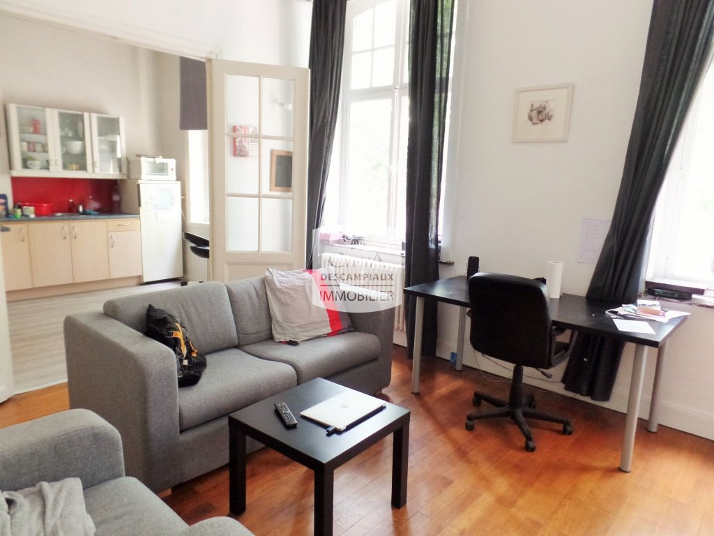 APPARTEMENT T2 A LOUER - LILLE VAUBAN - 56,48 m2 - 710 € charges comprises par mois