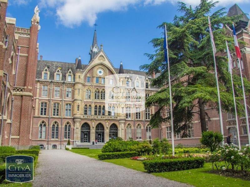 APPARTEMENT T2 A LOUER - LILLE VAUBAN - 41,59 m2 - 685 € charges comprises par mois