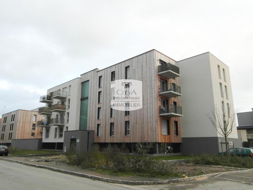 APPARTEMENT T2 - LOOS limite LILLE - 39,89 m2 - LOUÉ