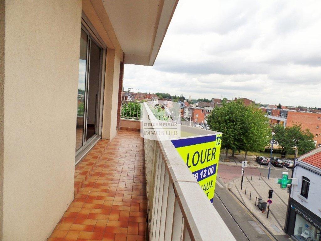 APPARTEMENT T2 A LOUER - LOOS - 57,3 m2 - 675 € charges comprises par mois