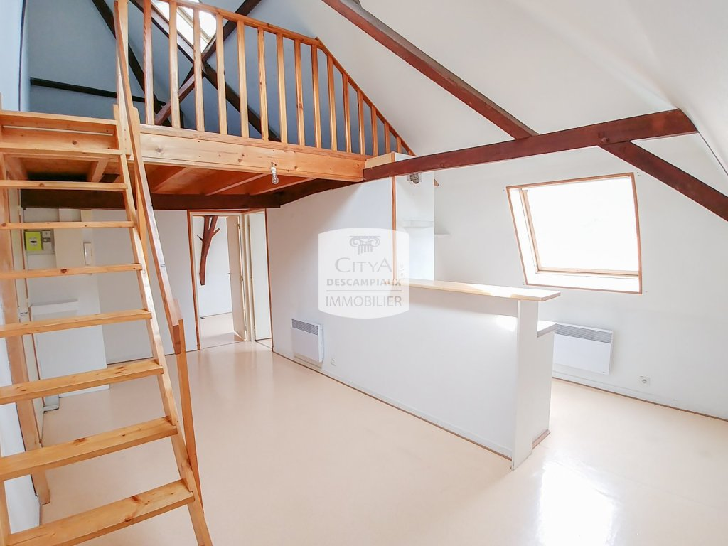 APPARTEMENT T2 A LOUER - MARQUETTE LEZ LILLE - 34,24 m2 - 550 € charges comprises par mois