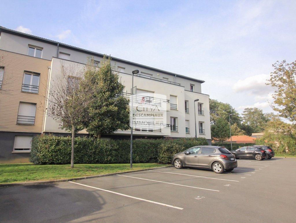 APPARTEMENT T2 A LOUER - WASQUEHAL - 41,9 m2 - 606 € charges comprises par mois