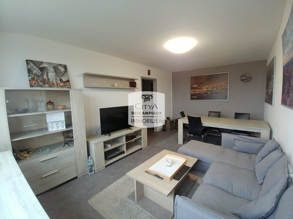 APPARTEMENT T2 - WATTIGNIES - 49,66 m2 - LOUÉ