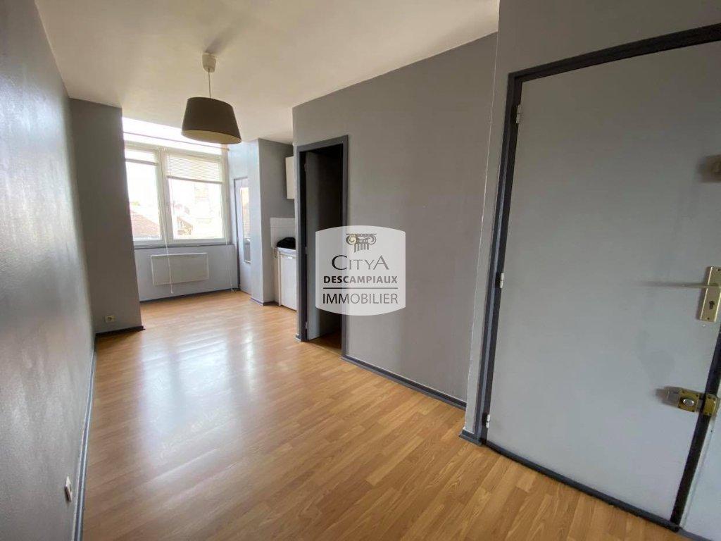 APPARTEMENT T1 BIS - LILLE MOULINS - 25,7 m2 - VENDU