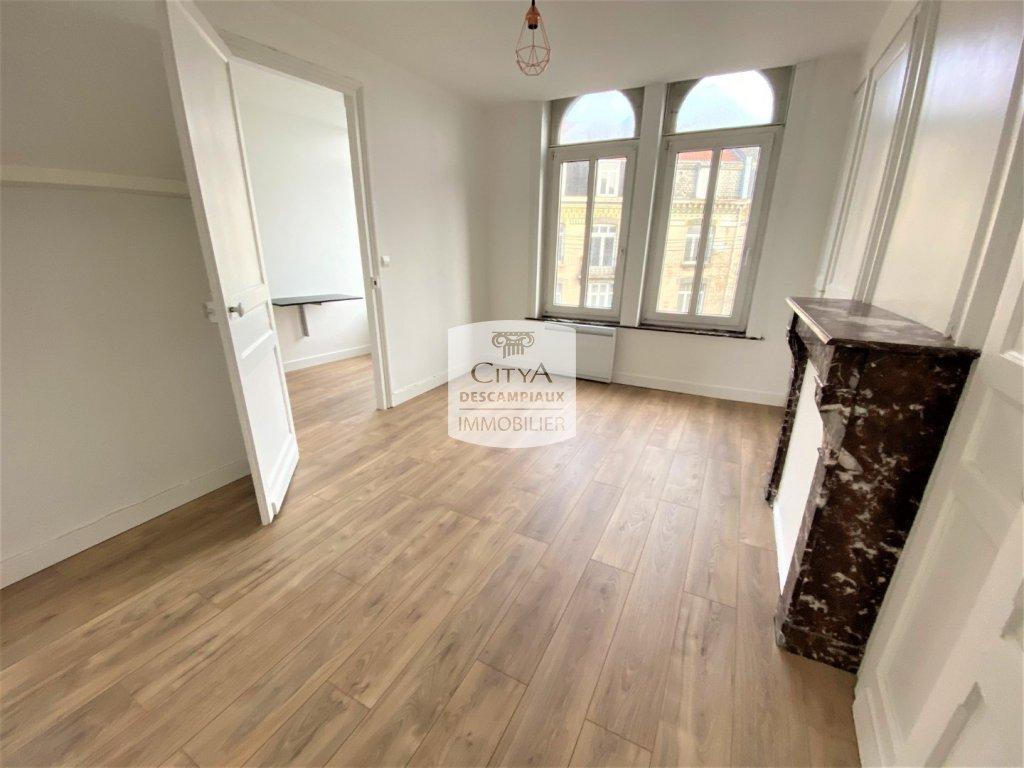 APPARTEMENT T2 A VENDRE - LILLE MOULINS - 36,5 m2 - 138500 €