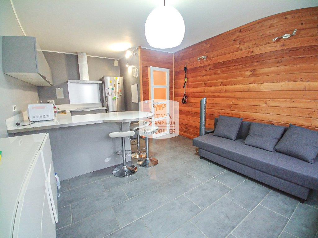 APPARTEMENT T2 A VENDRE - LILLE VAUBAN - 39,5 m2 - 196500 €