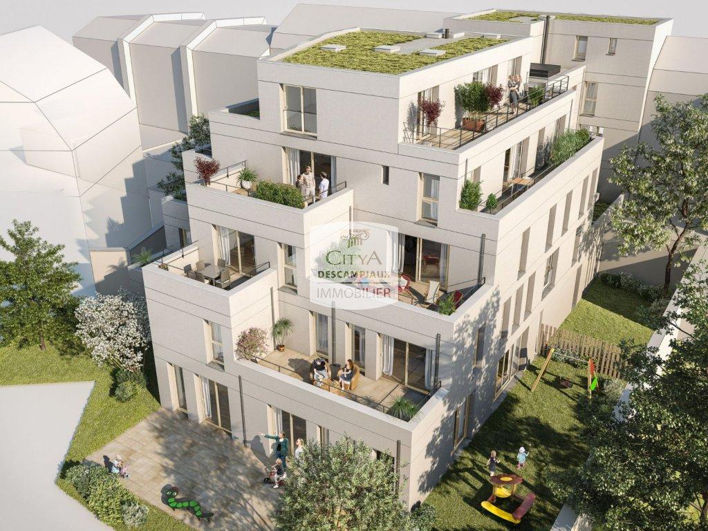 APPARTEMENT T2 NEUF - LILLE ST MICHEL - 49,45 m2 - VENDU