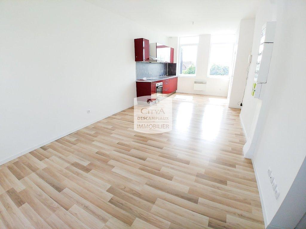 APPARTEMENT T3 A LOUER - ARMENTIERES - 55,94 m2 - 640 € charges comprises par mois